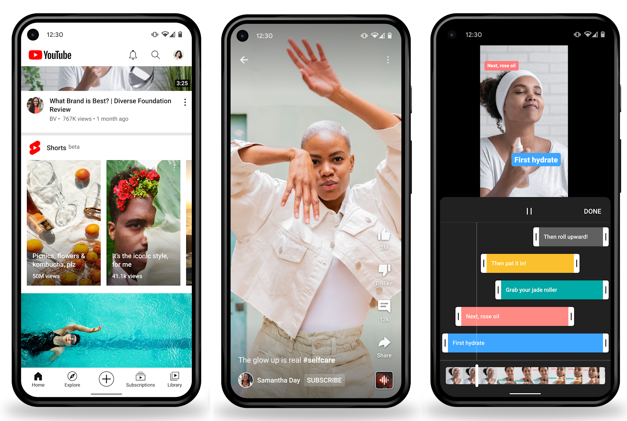 YouTube's short video test begins in the US