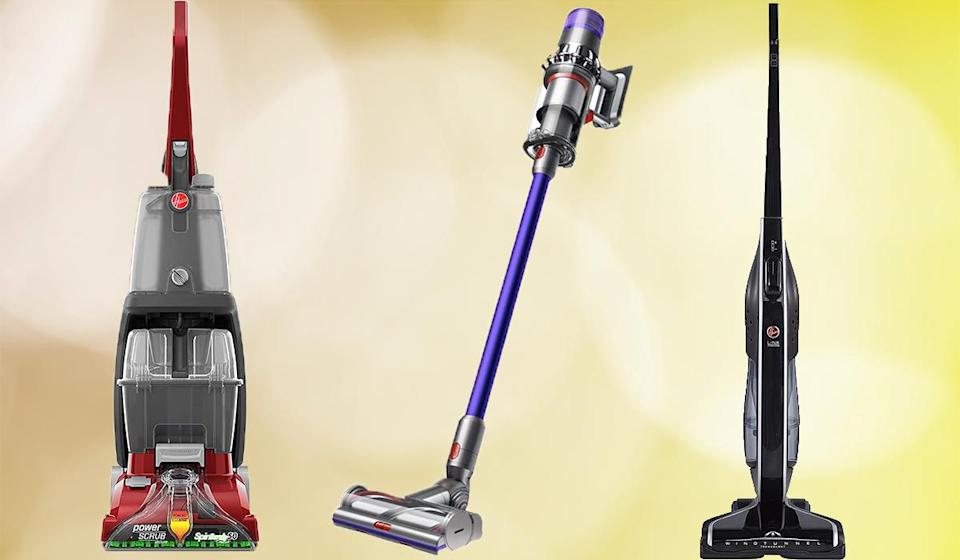 Got dirt? These vacs to the rescue. (Photo: Amazon)