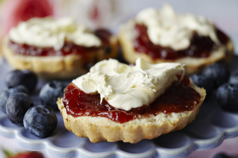 We can now make the Queen's scones at home. (Getty Images)