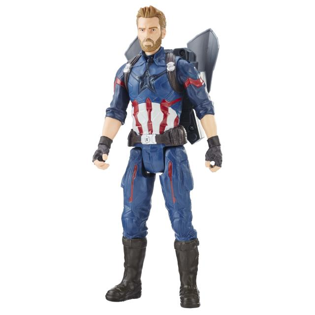 Captain America Titan Hero Power FX figure (Photo: Hasbro)