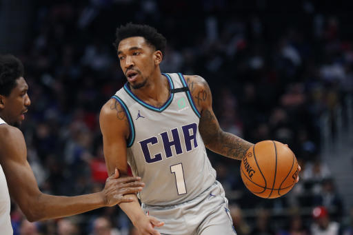 Hornets' Monk suspended indefinitely