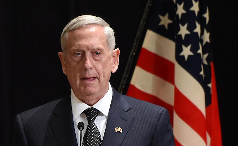 USA not weighing Middle East troop hikes over Iran concerns: Mattis