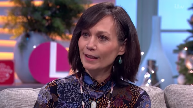 Leah Bracknell passed away in September. (ITV)