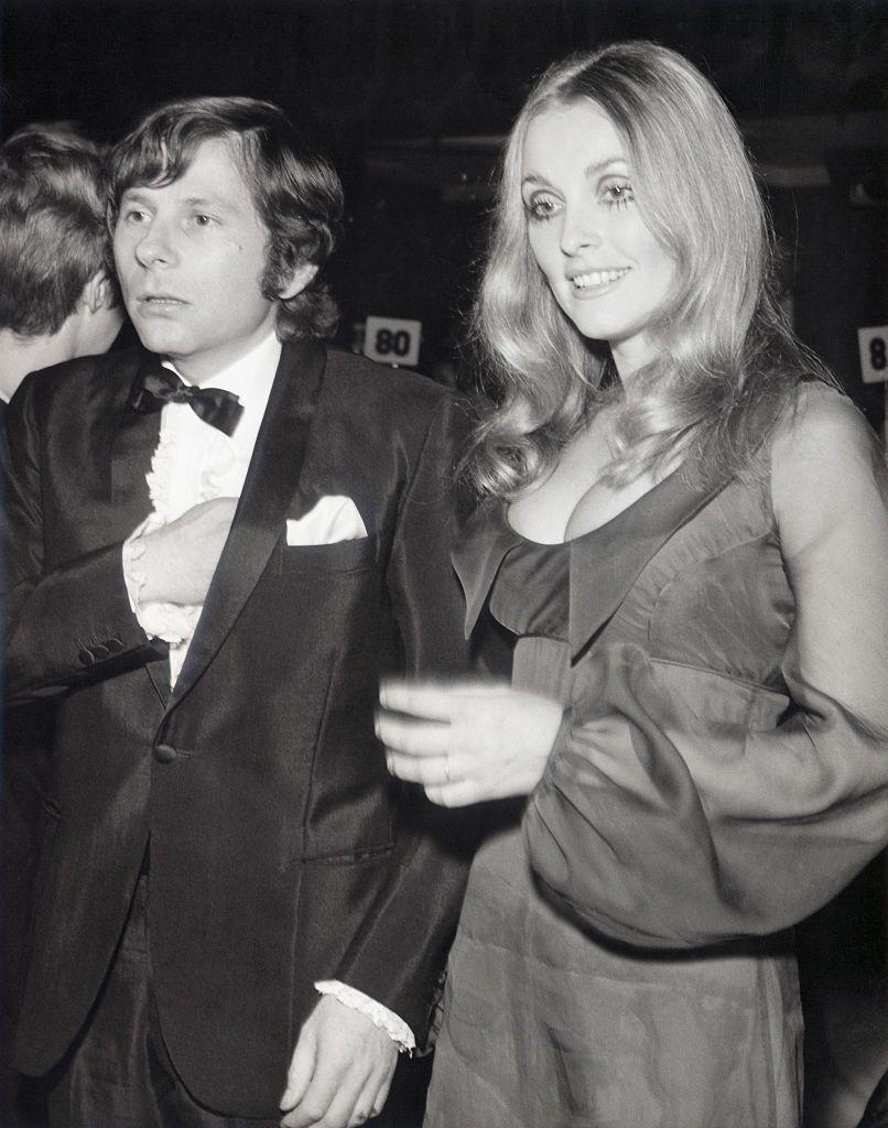 """<p>Polanski and Tate got engaged in 1967. Tate's sister, Debbie Tate, said the actress was """"head over heels in love"""" with Polanski in an interview with <em><a href=""""https://www.nytimes.com/2018/11/15/style/sharon-tate-auction.html?fbclid=IwAR2UVhgPy-JO5Lr03kLhW49B9o8B67B-rx-Y78SFymBXbACs1pD_efmV7Zo&module=inline"""" rel=""""nofollow noopener"""" target=""""_blank"""" data-ylk=""""slk:The New York Times"""" class=""""link rapid-noclick-resp"""">The New York Times</a> </em>in 2018.</p>"""