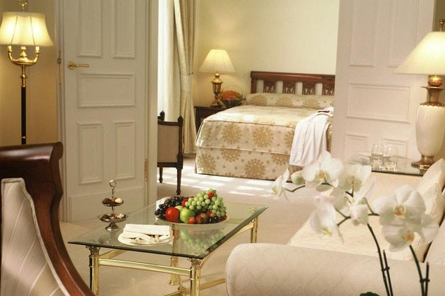 Standard Suite at Althoff Grand Hotel Schloss Bensberg, Germany