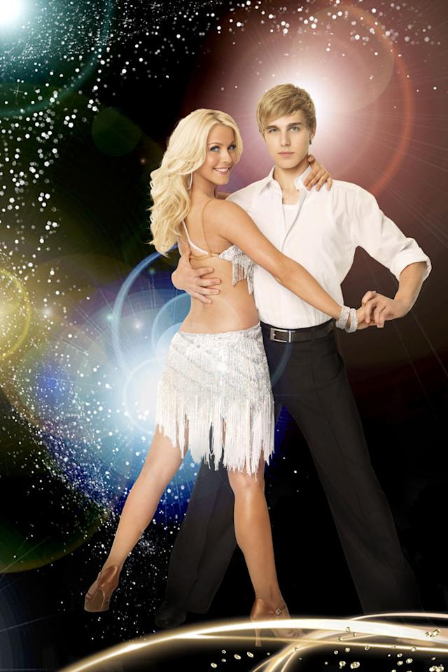 """Cody Linley will be the youngest contestant ever to compete on """"Dancing with the Stars."""" He is best known for his role as Jake Ryan on the wildly popular Disney Channel series """"Hannah Montana,"""" a role in which he was nominated for a Young Artist Award. He also helped the show garner an Emmy nomination for Outstanding Children's Programming. Cody's film credits include """"My Dog Skip,"""" """"HOOT,"""" """"Miss Congeniality"""" and """"Cheaper By the Dozen."""" For Season 7, he teams with two-time """"Dancing with the Stars"""" champ Julianne Hough, who returns for her fourth season."""