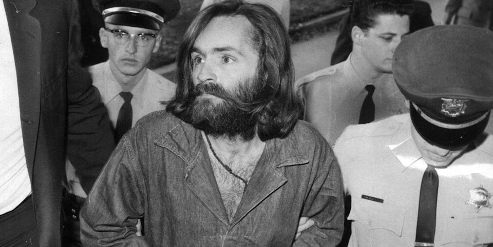 The Gruesomely Random True Story Behind The Charles Manson Murders