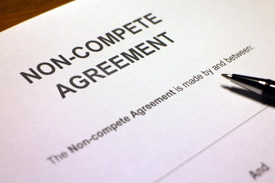 According to a 2019 study from the Economic Policy Institute, about half of private U.S. businesses require employees to sign non-compete agreements.