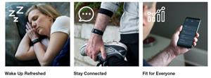 This Fitness Tracker that can help people lose weight and get in shape.