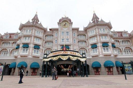 Disneyland Paris fetes its 20th anniversary but the park is not yet out of the financial  woods