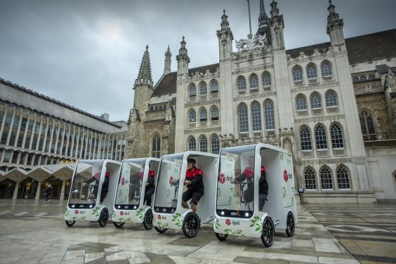 DPD plans to have a fleet of 500 electric vehicles by the end of 2020 (EAV)