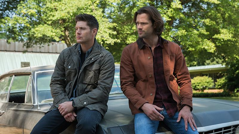 The Cast Of 'Supernatural' Takes The Comic Con Stage One Last Time