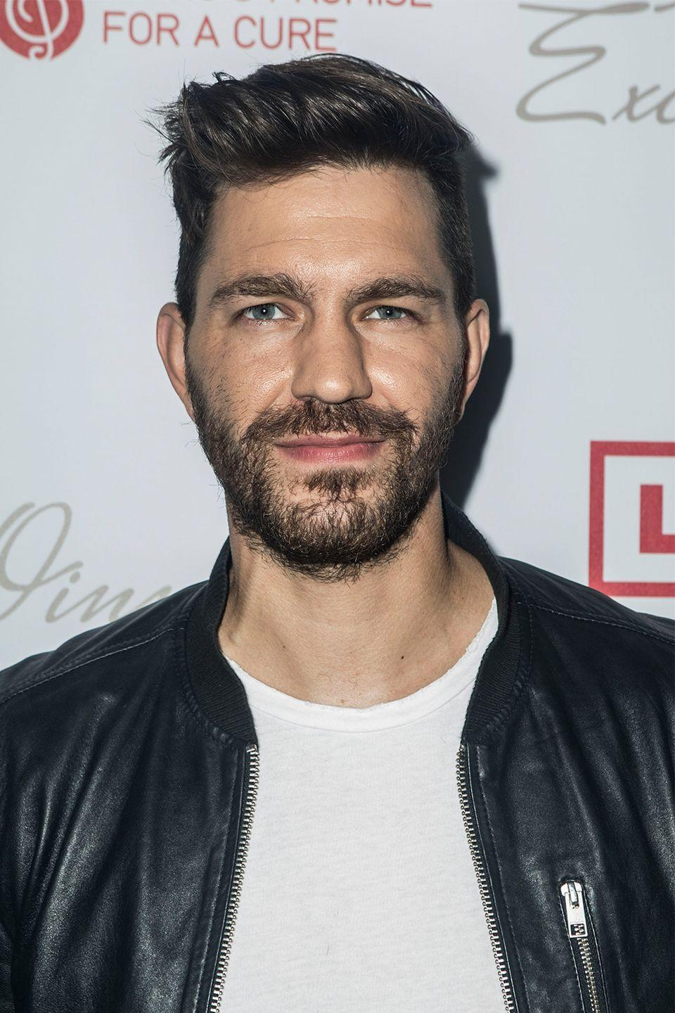 """<p>The """"Honey, I'm Good"""" singer is among the handful of celebrities who has been extremely open about why he remained abstinent until marriage. During an interview on <em><a href=""""http://people.com/music/andy-grammer-waited-to-have-sex-until-he-was-married/"""" rel=""""nofollow noopener"""" target=""""_blank"""" data-ylk=""""slk:The Talk"""" class=""""link rapid-noclick-resp"""">The Talk</a></em> in 2016, Andy revealed he hadn't had sex before marrying his wife Aijia in 2012. </p><p>""""I actually waited until I was married to have sex. That was not without some porn, unfortunately,"""" Andy said. He continued to discuss the accessibility of porn on the internet, saying, """"I do think that, as a culture, we don't understand the effects of that. I feel for men right now because it's never been this easy to do something so destructive to yourself.""""</p>"""