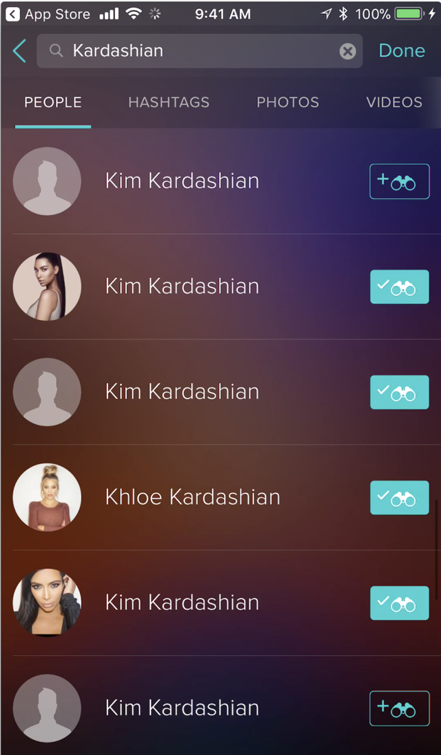 Just how many Kardashians does a social network need?