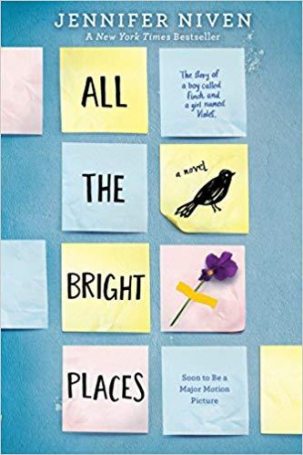 all the bright places cover