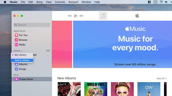 How to share your Apple Music library