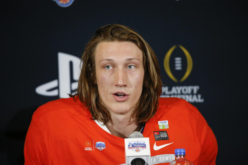 Trevor Lawrence Wants To Play