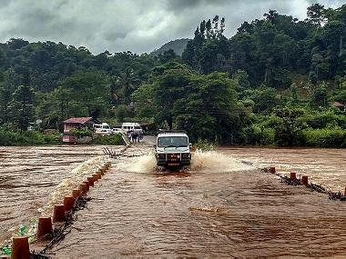Heavy rain lashes Karnataka: Schools and colleges shut in Kodagu, Chikkamagaluru districts; bus services hit
