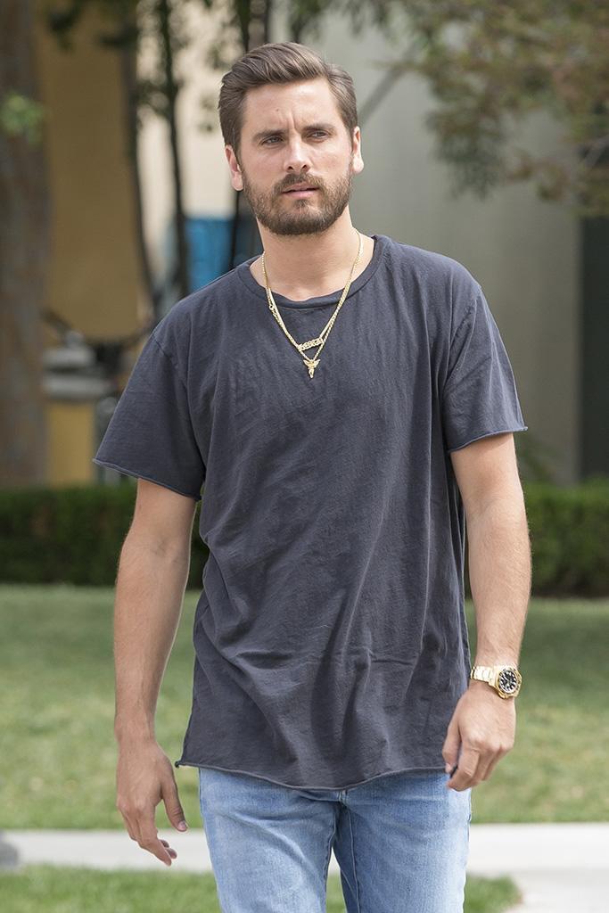 Scott Disick is in the midst of another firestorm. (Photo: IXOLA/AKM-GSI)
