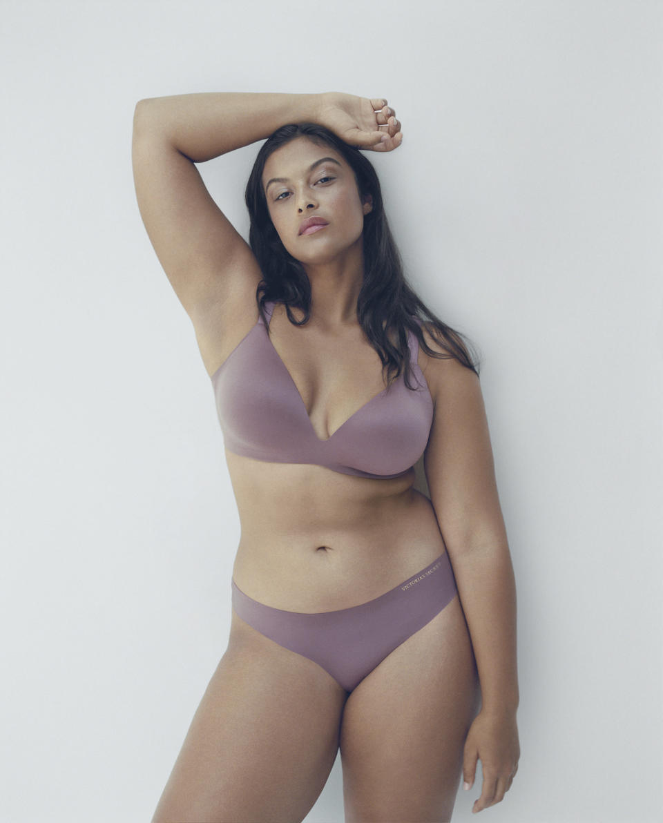 Victoria's Secret recently launched the Bare Infinity Flex bra. - Credit: Courtesy Photo Aztek Incorporated