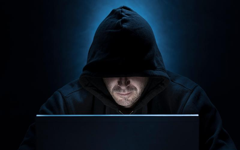 Hackers are hard to spot online, but in real life – known in cyber circles as