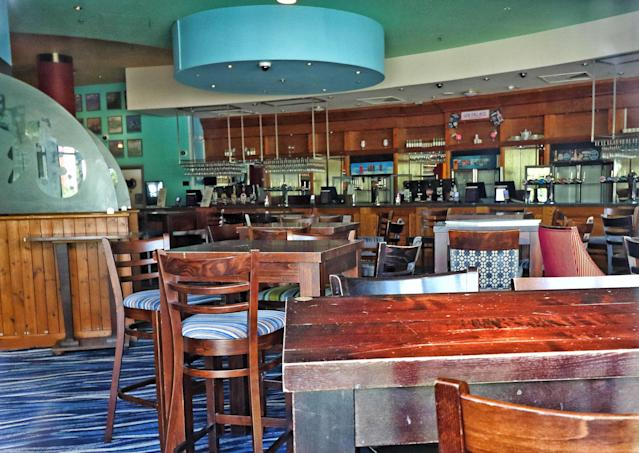 Wetherspoons pubs will reopen with new COVID-19 health and safety measures. Photo: Keith Mayhew/SOPA Images/LightRocket via Getty Images