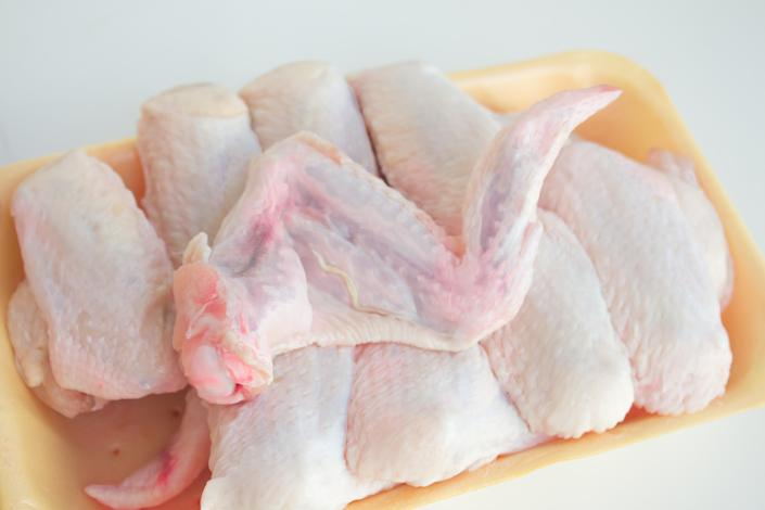 Chicken wings carrying COVID-19 were discovered in Shenzhen China, sparking alarm among officials. (Getty)