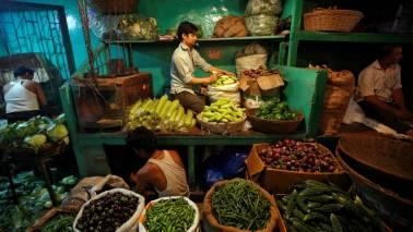 India's retail inflation marginally slowed to 5.07 percent in January, as prices of fruits, vegetables and oil prices slightly eased,
