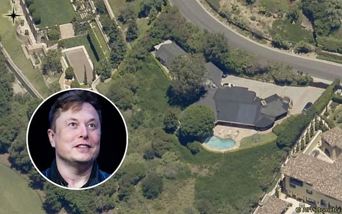 Elon Musk reportedly sold Gene Wilder's former estate to Wilder's nephew, and may have financed 95% of the sale