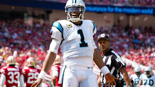 Those in the business of protecting Cam Newton have often found doing so to be a Herculean task.