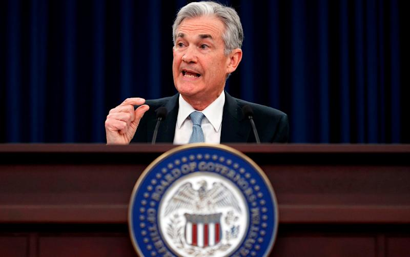 Interest rates are going up – the Federal Reserve, headed by Jerome Powell, now expects to raise rates four times this year - AP