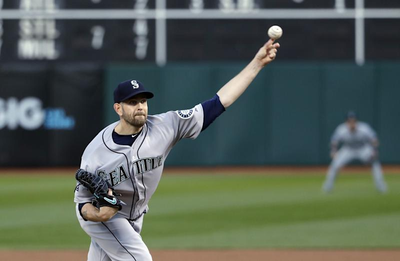 Mitch Haniger's 3 hits, 4 RBIs lifts Seattle past Miami 10-5