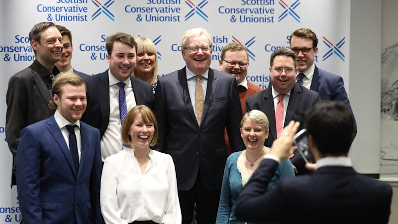 New Scottish Tory leader makes first appointments