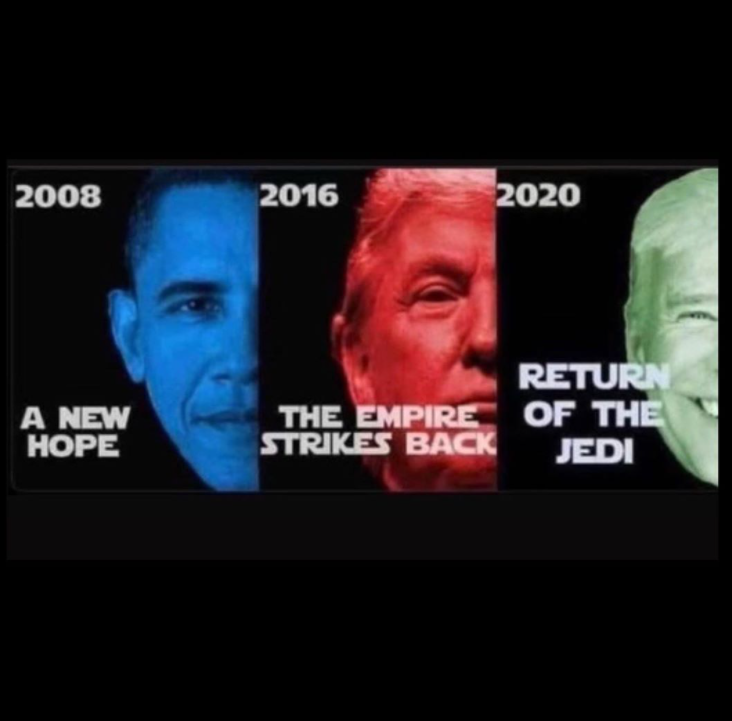 mark hamill Us election
