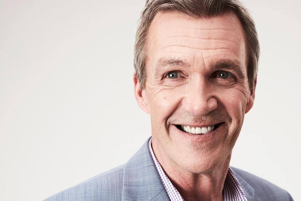 TV's Iron Man: Neil Flynn on starring in Scrubs, The Middle, Abby's