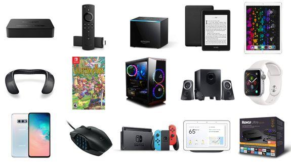 Samsung Galaxy, Fire TV Stick, Kindle Paperwhite, iPad Pro, and more