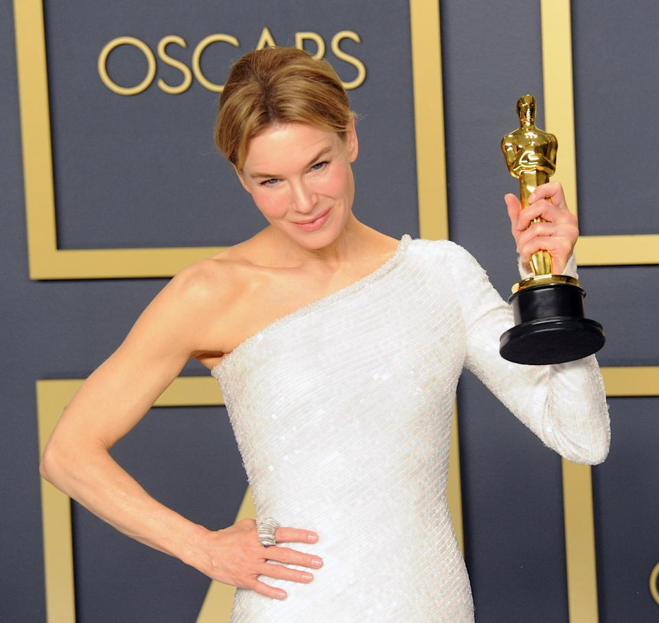 Renée Zellweger. (Photo by Albert L. Ortega/Getty Images)