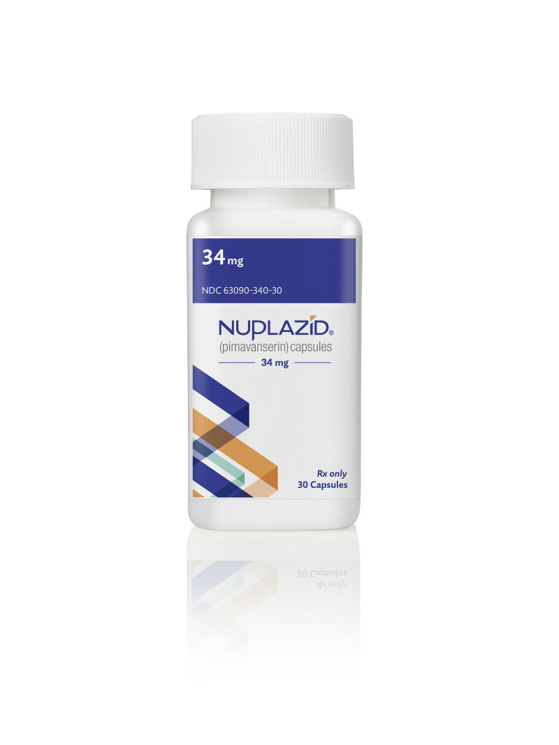 ACADIA Pharmaceuticals Announces FDA Approval of New Dosing Formulation and Strength for NUPLAZID® (Pimavanserin)