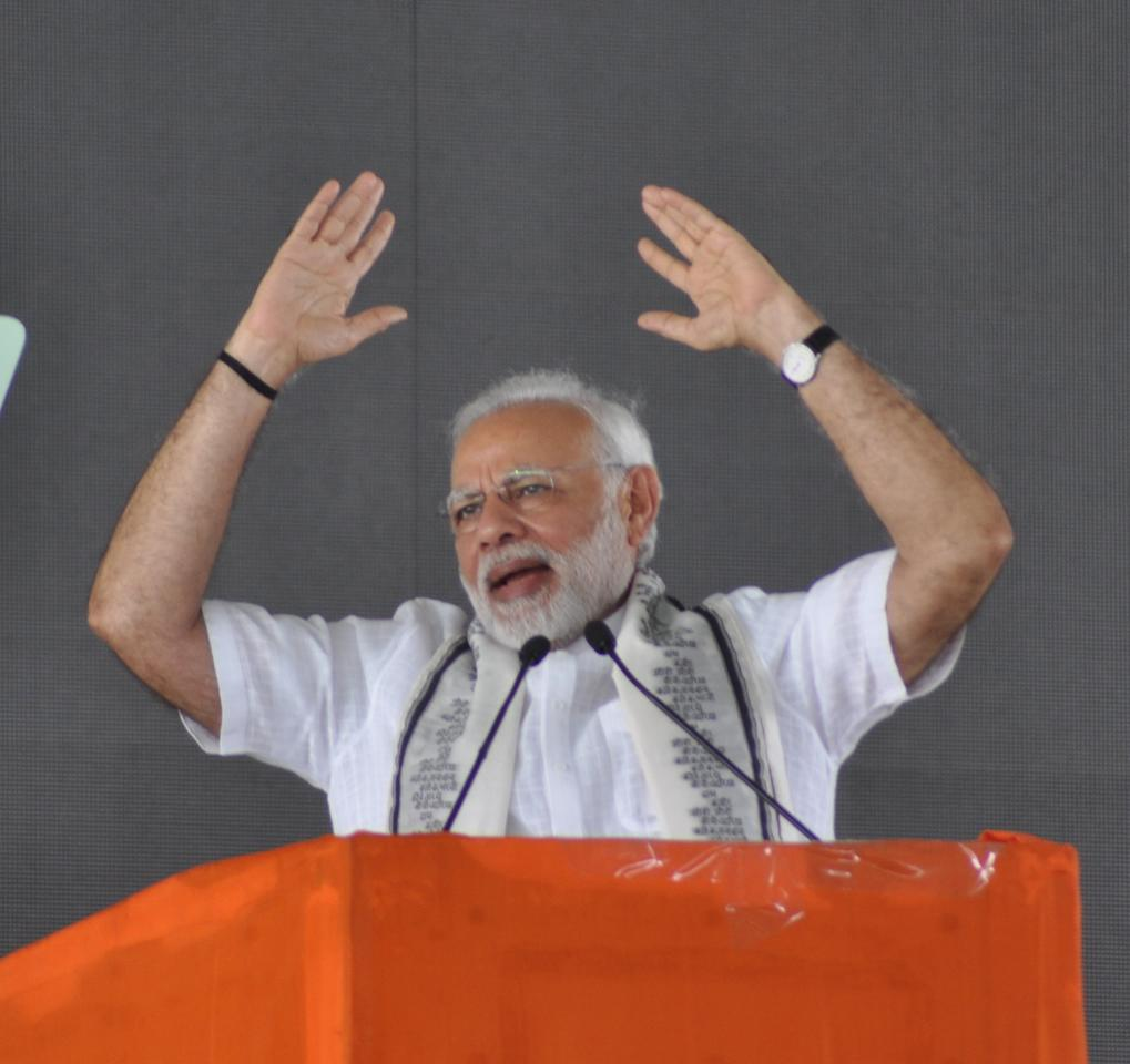 <p>The Indian Prime Minister continues to be the most popular politician in the nation. He received many international awards this year, including the Seoul Peace Prize. </p>