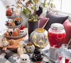 <p>Give your home a warm and spooky glow with the <span>Galvanized Metal Jack O'Lanterns</span> ($30-$59).</p>