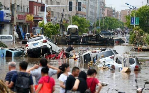 18 dead, 18 missing in China flooding: media