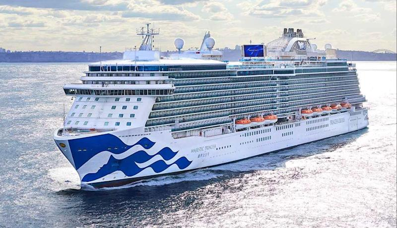 La Princess Cruises