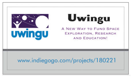 Space Funding Startup Uwingu to Unveil 1st Product