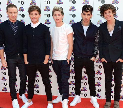 OMG! One Direction Are Set to Follow in Justin Bieber's Footsteps and Launch a Fragrance