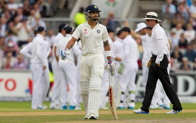 Virat Kohli urged to play county cricket in England by India legend Kapil Dev: 'To be the best you must get runs everywhere'
