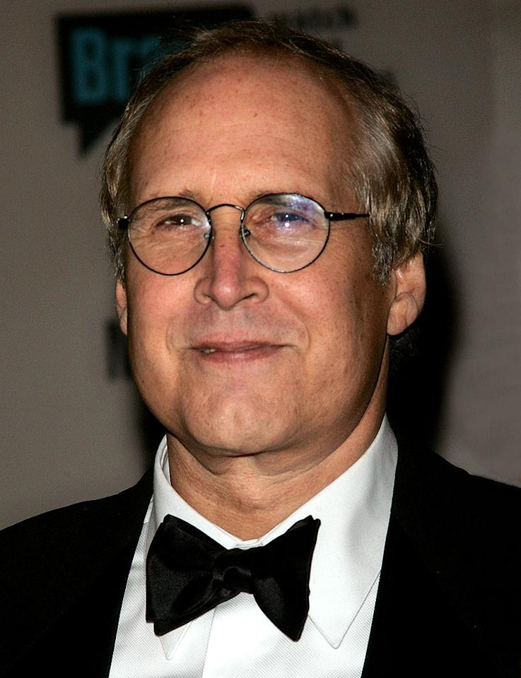 Chevy Chase at The Museum of Moving Image Salutes Will Smith.