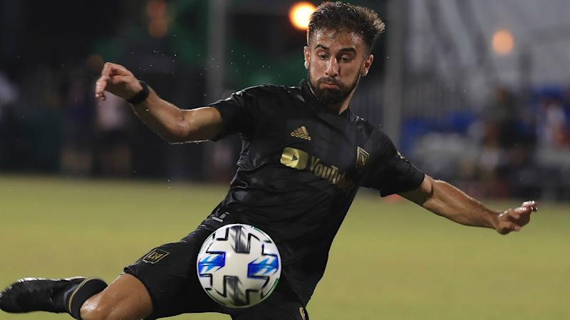 MLS is Back Tournament: LAFC play out 3-3 thriller, Chicharito scores first Galaxy goal in loss