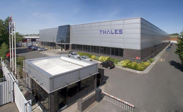 Thales and Indian government partnership
