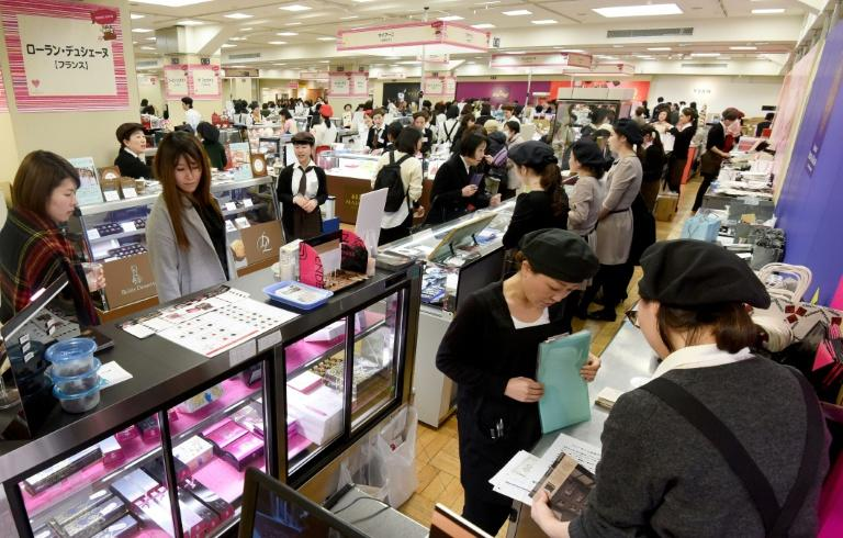Consumer spending -- which accounts for more than half of Japan's economic output -- remains in deep freeze