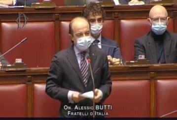 Alessio Butti (Photo: Camera dei deputati)